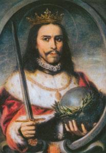 Fernando III Rey de Castilla y León