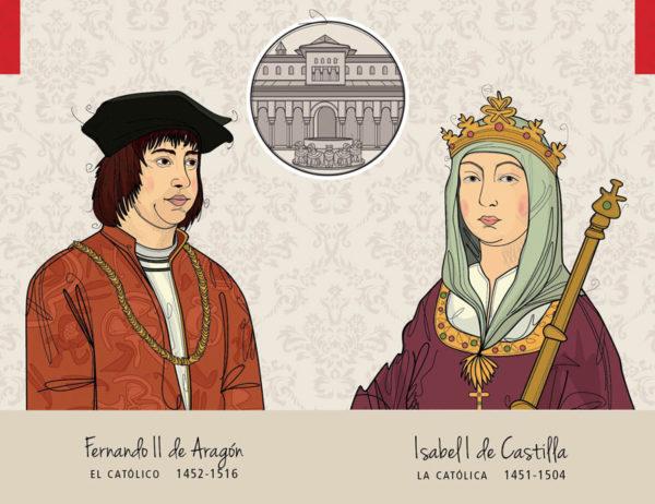 Fernando II de Aragón – Isabel I de Castilla