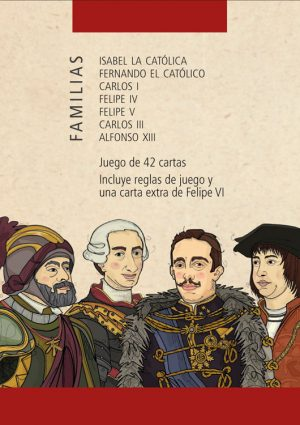 Isabel y Fernando Reyes Católicos