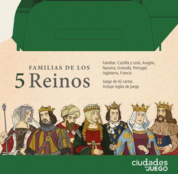 Caja Regalo. 3 BARAJAS DIDÁCTICAS. Historia de España