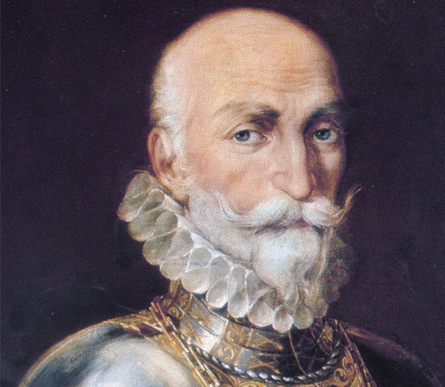 Don Álvaro de Bazán, marqués de Santa Cruz. El hombre que nunca conoció la derrota