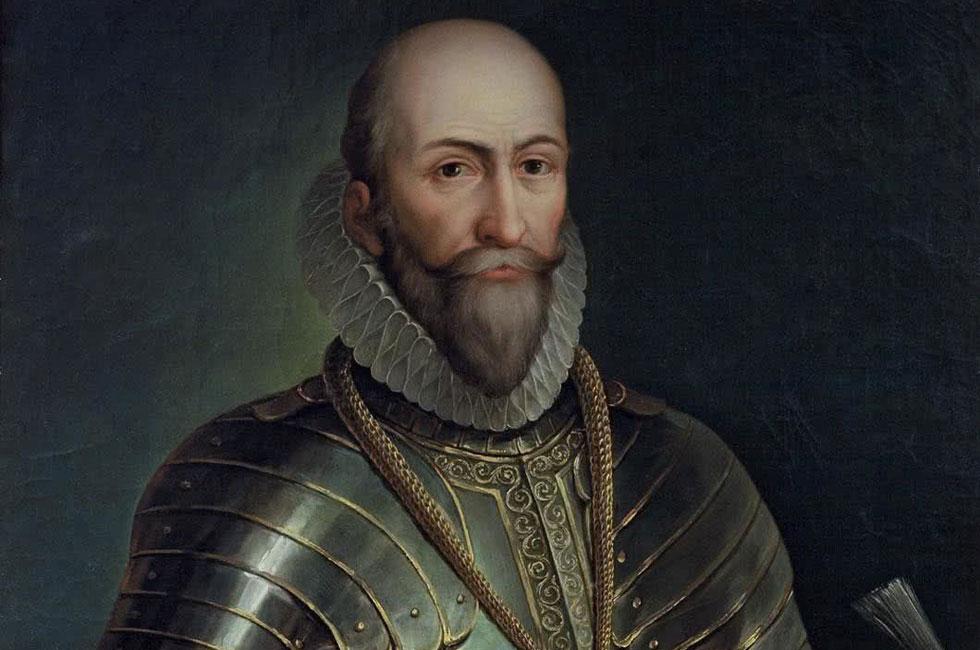 Don Álvaro de Bazán, Héroe de la Marina Española
