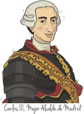 Carlos III Mejor Alcalde de Madrid