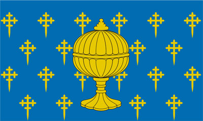 Estandarte Reino Galicia Siglo XVI
